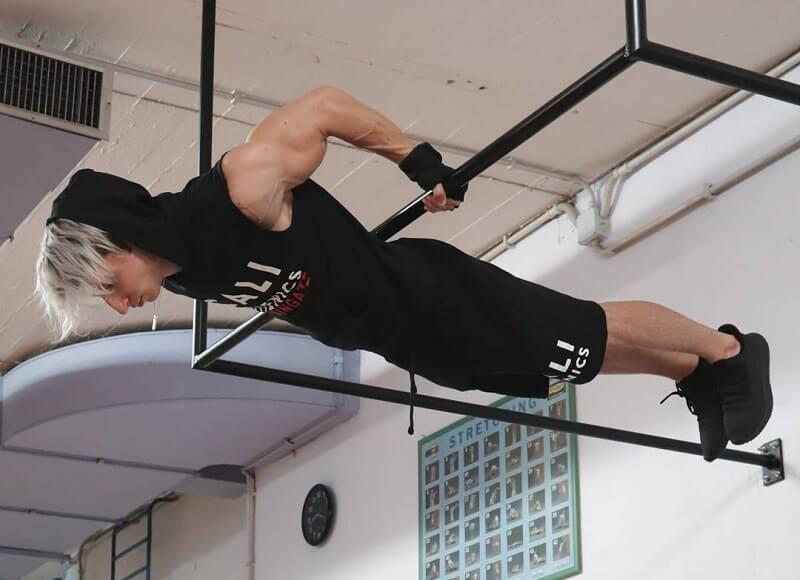 Andrea Larosa - Vị vua của nền tảng sức mạnh - Street Workout Việt ...
