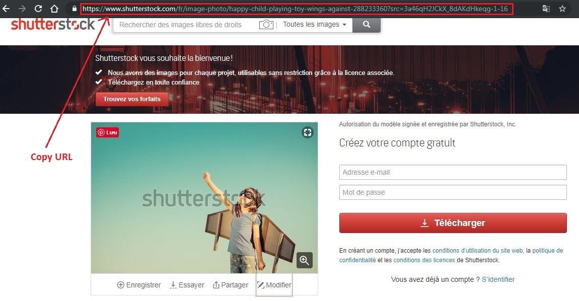 download shutterstock miễn phí